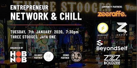 Hobnob X Entrepreneur Network & Chill - Networking Event ( PJ ) tickets