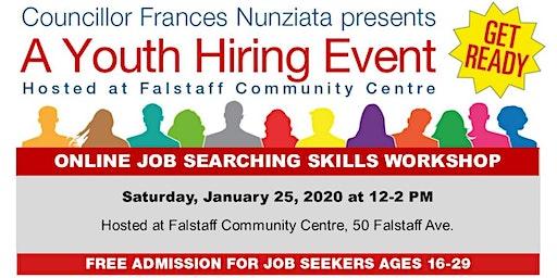 Online Job Searching Skills Workshop