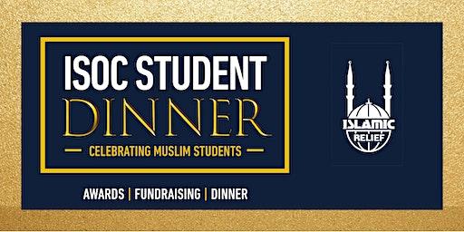 ISOC Student Dinner - Celebrating Muslim Students