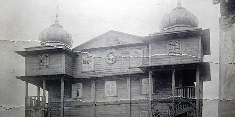 Reconstructing Memories, Rebuilding the Community of Our Ancestors Shtetl in Poland tickets