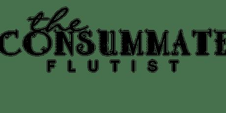 Performer Application The Consummate Flutist Summer 2020 tickets
