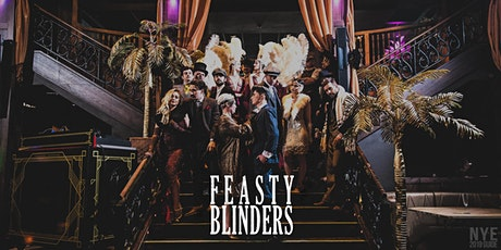 Feasty Blinders New Years Eve Ball tickets