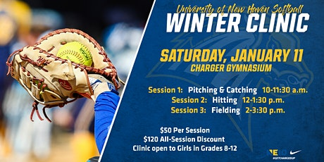 Softball 2020 Winter Clinic tickets