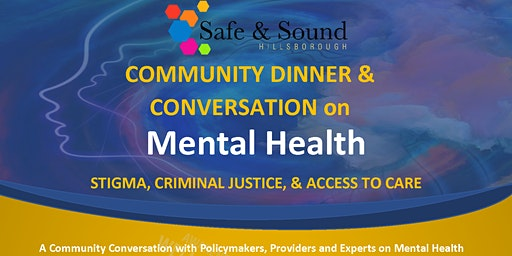 Dinner & Conversation on Mental Health