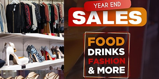 YEAR END SALES AND EXHIBITION