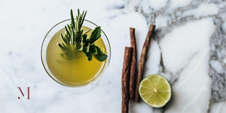 Mindful Cocktails Masterclass & Vegan Bites|La Maison Wellness & Redemption tickets