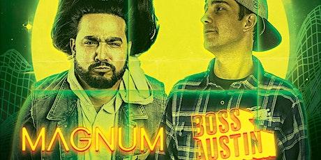 Party with DJ Magnum & DJ Boss Austin tickets