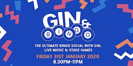 GINGO BINGO!!!! - The Ultimate Bingo Social  tickets