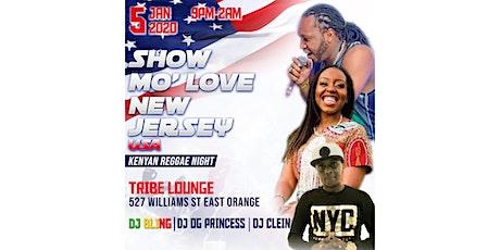 DJ OG PRINCESS PRESENTS: KENYAN & REGGAE NIGHT tickets