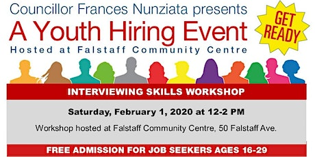 Interviewing Skills Workshop tickets