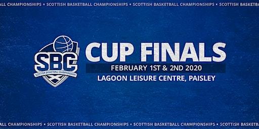 SBC Scottish Cup Finals 2020