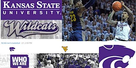 KSU Wildcat Roadtrip - WVU Men's Basketball Game Feb 1, 2020 tickets
