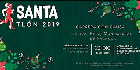 Santatlon 2019 boletos