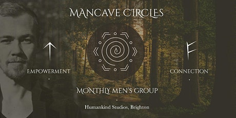 Mancave Circles - Monthly Men's Group tickets