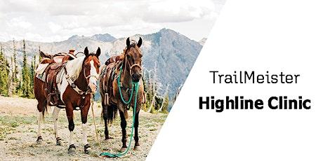 TrailMeister - Highline Clinic tickets