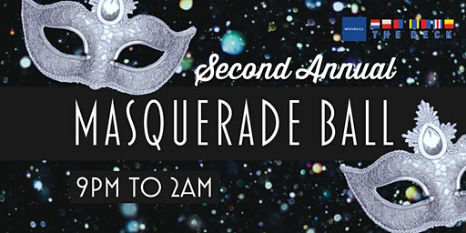 The 2nd Annual Masquerade Ball on the Moshulu