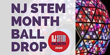 NJ STEM Month Ball Drop tickets