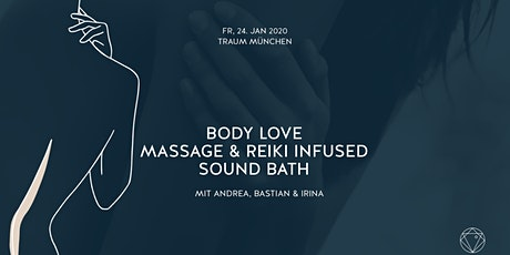 BODY LOVE | ALCHEMY SOUND BATH & MASSAGE IM TRAUM MÜNCHEN Tickets