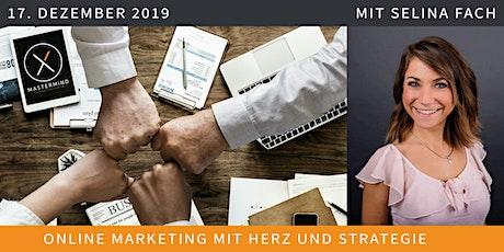 MASTERMIND X Dezember: Online Marketing mit Herz und Strategie Tickets