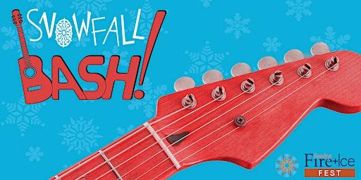 SnowFall Bash | Fire + Ice Fest  Musical Celebration