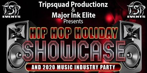 Hip Hop Holiday Showcase