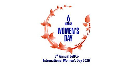 5th Annual Jeffco International Women's Day 2020 tickets