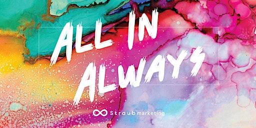 2nd Annual Straub Marketing Branding Event