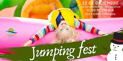 Jumping Fest Malecón Jamay 2019