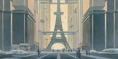"""Talk: The Obscure Cities """"between utopia and dystopia"""" by Benoît Peeters tickets"""