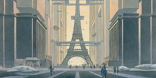 "Talk: The Obscure Cities ""between utopia and dystopia"" by Benoît Peeters"