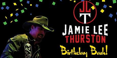Jamie Lee Thurston - 50th Anniversary of the Rusty Nail Night 3 tickets