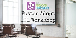 Foster & Adopt 101 Workshop - Madison County