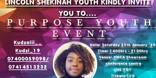 PURPOSE Youth Event