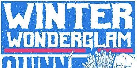Winter Wonderglam: Quinn the Brain, St. Roch, Dead Roses, Pretty Vacant