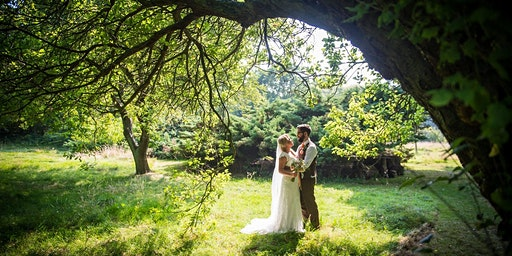 Spring Wedding Fair in the Pines Calyx