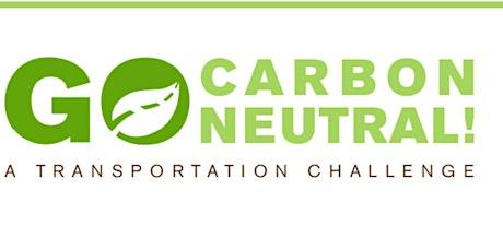 Go Carbon Neutral! A Transportation Challenge tickets