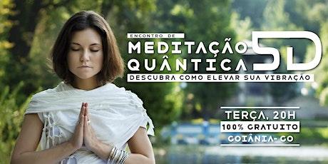 Meditação Quântica 5D - Descubra como Elevar sua Vibração ingressos