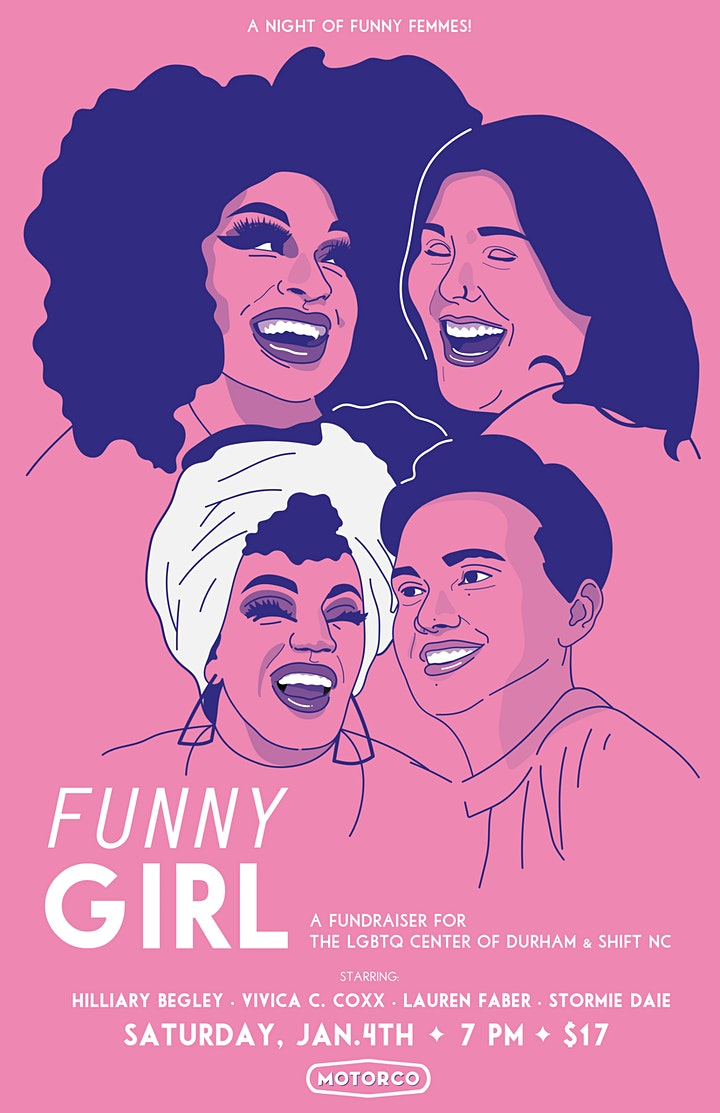 Funny Girl A Night Of Funny Femmes