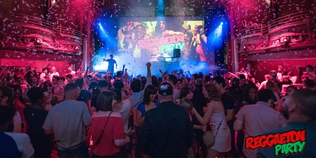 Reggaeton Party (London) tickets