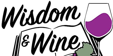Wisdom & Wine 2020 tickets