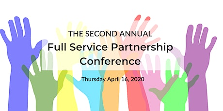 Full Service Partnership (FSP) Conference 2020 tickets