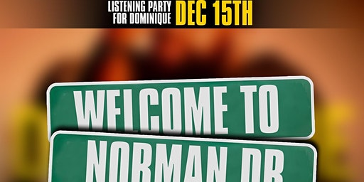 Norman Drive Brunch/ EP Listening Party