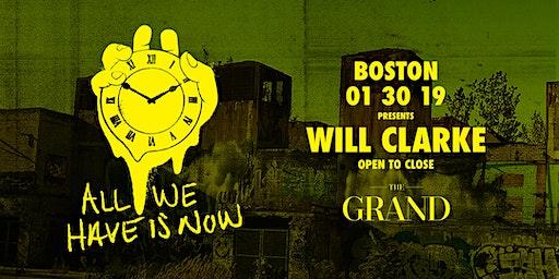 Will Clarke | The Grand Boston 1.30.20
