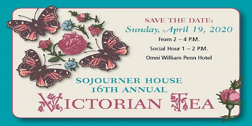 16th Annual Victorian Tea