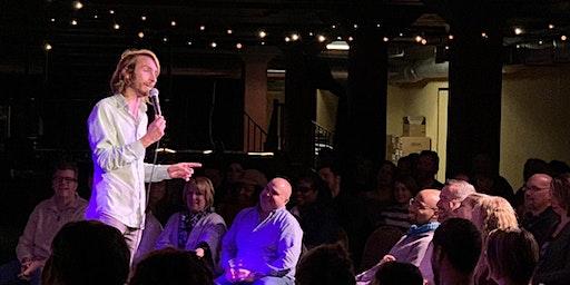 Zenbarn Comedy Night with Mike Lemme