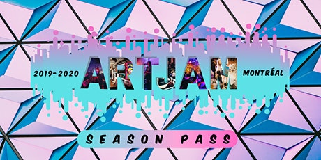 ArtJam 2019-2020 Season tickets