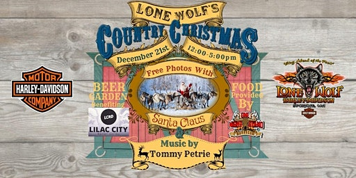 Lone Wolf's Country Christmas