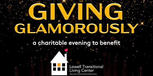 Giving Glamorously Charitable Event