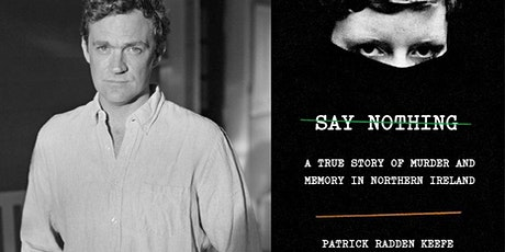 Pop-Up Book Group with Patrick Radden Keefe: SAY NOTHING tickets