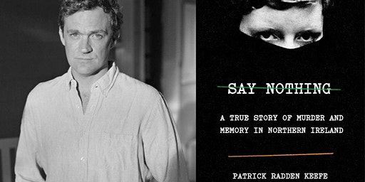 Pop-Up Book Group with Patrick Radden Keefe: SAY NOTHING